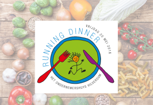 Running Dinner 20 mei 2016